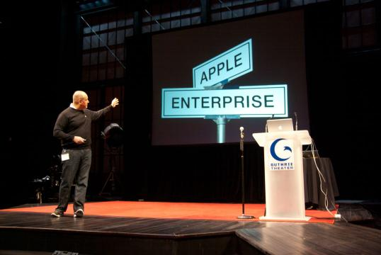 The intersection of Apple and Enterprise