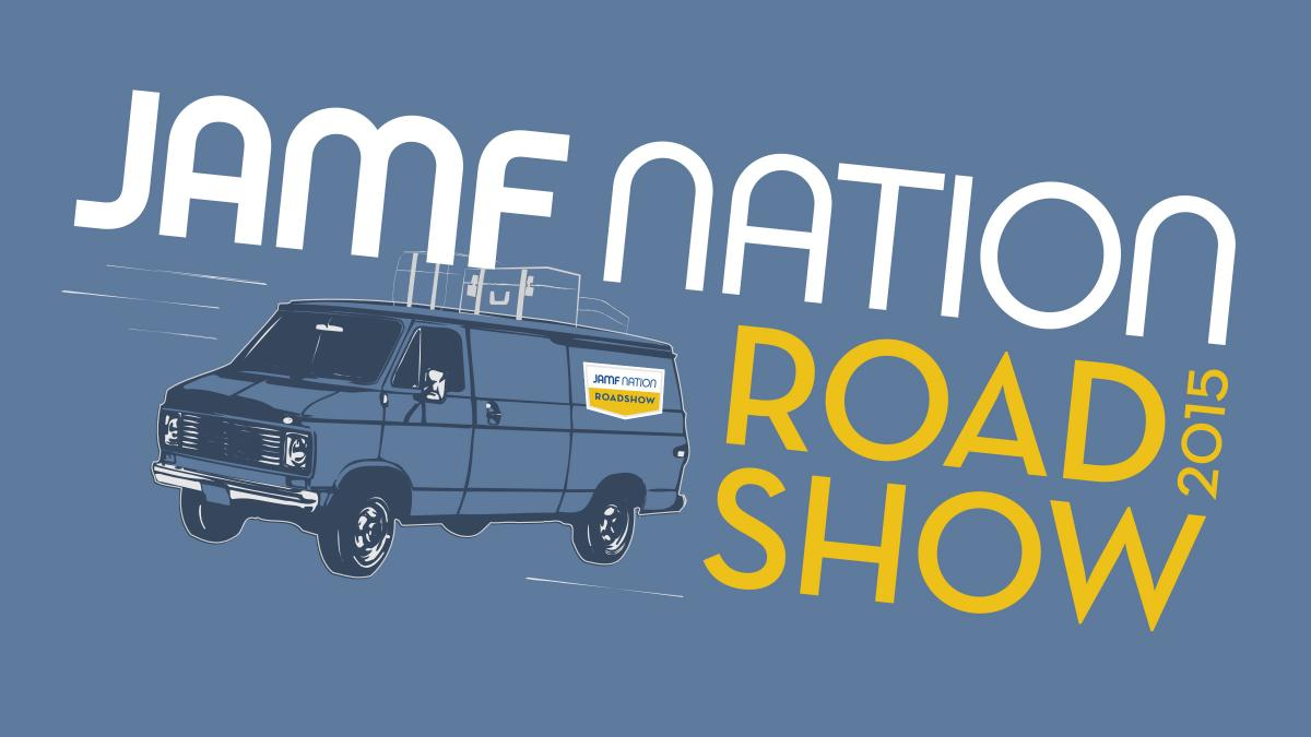 The JAMF Nation Roadshow is heading to London, Sydney, and Melbourne to talk Apple device management. Register now!