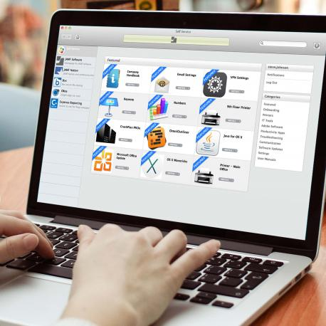 Need to deploy Macs? The Casper Suite makes Mac deployment easy.