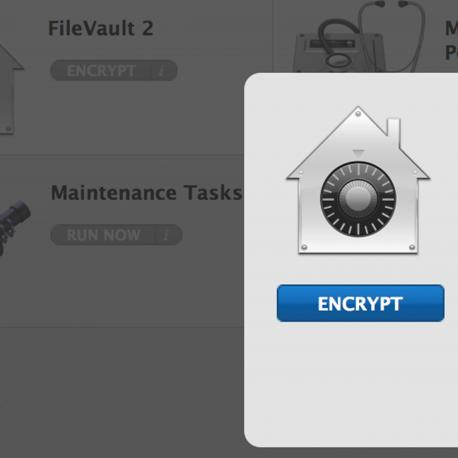 FileVault 2, along with Casper Suite, delivers powerful security for Mac